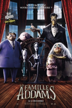 La Famille Addams 2019 streaming film