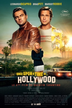 Once Upon a Time… in Hollywood 2019 streaming film