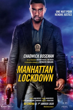 Manhattan Lockdown 2020