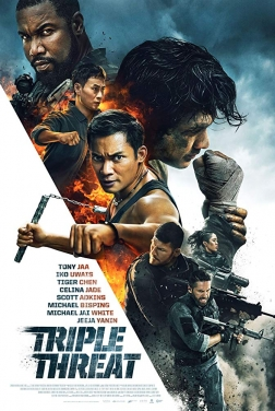 Triple Threat 2019 streaming film